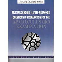Solutions Manual for Ap Prep Book for Bc Calculus