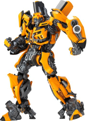 SCI-FI Revoltech Series No.038 Transformers Bumblebee (125 mm PVC Figure) [JAPAN] (japan import)