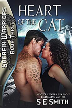 Heart of the Cat: Sarafin Warriors Book 3 by [Smith, S.E.]