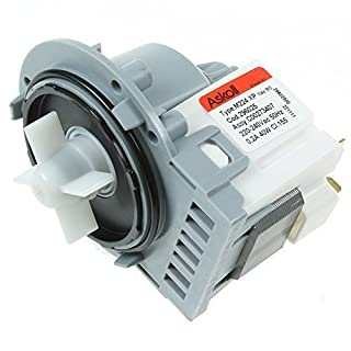 First4Spares Universal Askoll M224 Washing Machine Drain Pump Motor (Twist Boyonet Fitting)