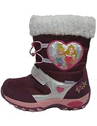 Bottes après-ski Disney Princesses pour filles