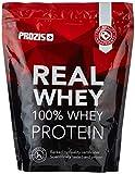 Prozis 100% Real Whey Proteine in Polvere, 1000 g, Cioccolato e Menta