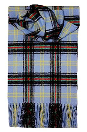 Bell of the Borders Tartan Lambswool Scarf
