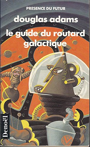 Guide du routard galactique