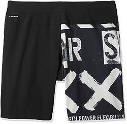 Reebok Mens Shorts (4057286201689_B45922_L_Black)