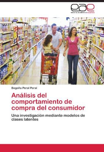 Análisis del comportamiento de compra del consumidor