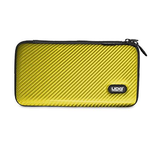 UDG Creator Cartridge Hardcase Yellow U8452YL - Custodia semirigida per trasporto testine dj per giradischi, Giallo