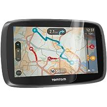 "TomTom 9UUG.001.04 - Protector de pantalla para GPS Rider de 4.3"", transparente"