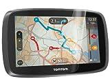 TomTom Bildschirmschutzfolie für Rider 2013/Go 400/500/600/5000/6000/Go Live 820/825/Start 20/25/XL/XXL/Via 125/130/130M/135M