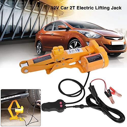 Ejoyous Electric Jack - Gato hidráulico eléctrico de 3 toneladas, 12 V...