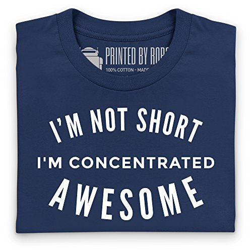 Concentrated Awesome T-Shirt, Herren Dunkelblau