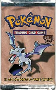 Pokemon Fossil American Trading Card Game Booster Pack [Toy]