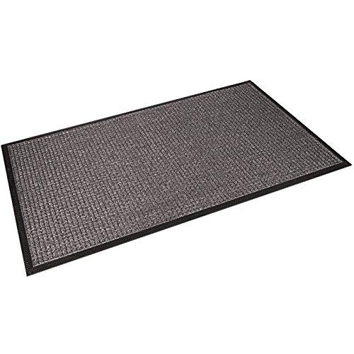 Etm zerbino ingresso casa - tappeto entrata interno, esterno   ultra spazzolante   vari colori e misure - antracite - 60x90cm