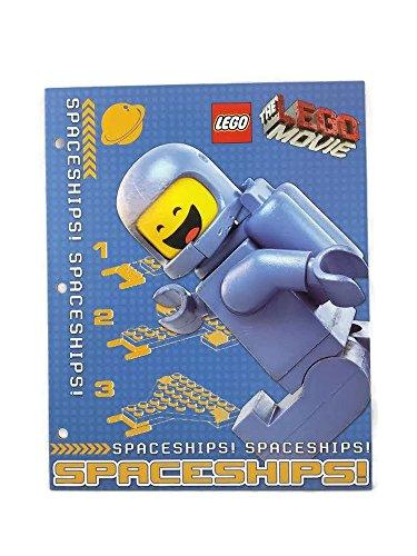 LEGO The LEGO Movie Raumschiffe 2Portfolio Ordner (Raumschiff Von Lego Movie)