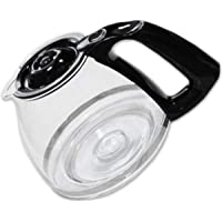 Moulinex FH900401 Verseuse Noir 15 Tasses, Acier Inoxydable