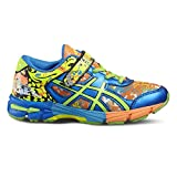 Junior Shoes GEL-NOOSA TRI 11 PS SAFETY YELLOW / GREEN GECKO / ELECTRIC BLUE 16/17 Asics K11 SAFETY YELLOW / GREEN GECKO / ELECTRIC BLUE