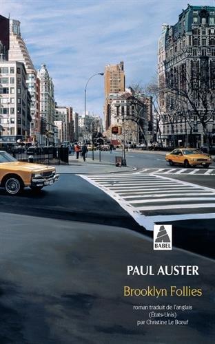 Brooklyn follies par Paul Auster