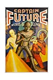 Cool TV Props - Captain Future Poster como lo viste en The Big Bang Theory (91cm x 61 cm)