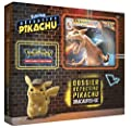 Pokémon - Collection Detective Pikachu Coffret 6 boosters 'Dracaufeu-GX' 250 PV - Version Francaise
