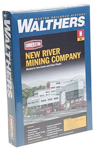 Walthers Cornerstone 933-3221 - Kohlebergwerk New River Mining, Gebäude - New River Gebäude