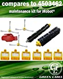 Maintenance Kit For iRobot Roomba 700 Series Vacuuming Robots (compares to 4503462). Genuine Green Label Product.