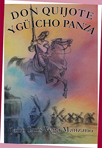 Don Quijote y Güicho Panza por Jairo Luis Vega Manzano