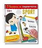 Clementoni 13301 - I Quaderni di Sapientino Sport
