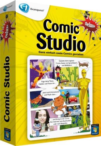 Comic Studio Deluxe