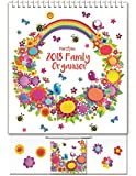 Marzipan 2018 Family Organiser