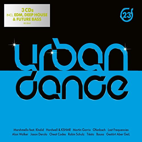 VA - Urban Dance Vol.23<br>Urban Dance 23 (2018) [FLAC] Download