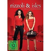 Rizzoli & Isles - Die komplette sechste Staffel