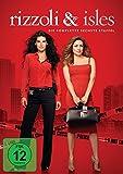 Rizzoli & Isles - Die komplette sechste Staffel [4 DVDs] - Tess Gerritsen