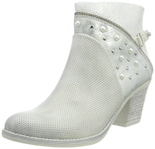 Marco Tozzi Ladies 25325 Stivaletti Grigi (lt.grey Pettine)