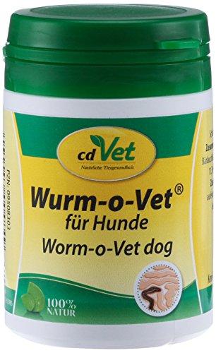 cdVet Naturprodukte Wurm-o-Vet Hund 25g