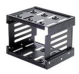 Silverstone Cfp53b - porta accessori (146 millimetri, 116 millimetri, 116 mm, nero)
