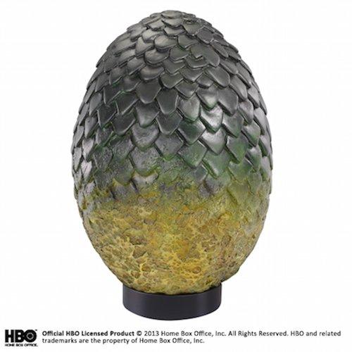 Noble Collection Huevo de Rhaegal NN0029, Juego de Tronos