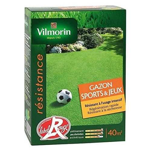 Vilmorin - Gazon Sports et Jeux