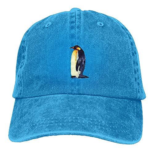 Penguin Animal Baseball Deckels Unique Timeless Polo Style Hat for Teen Boys Multicolor10 (Kostüm Fuchs Teen)