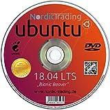 Ubuntu 18.04 LTS 64bit DVD Bild