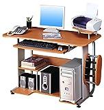 Techly 305663 Scrivania per Computer Traditional