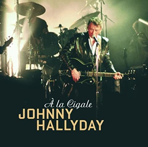 Johnny Hallyday Rough Town - Rough Town (Live Cigale