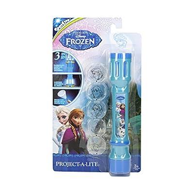 Joy Toy 40314 - Linterna Disney Frozen de Joy Toy