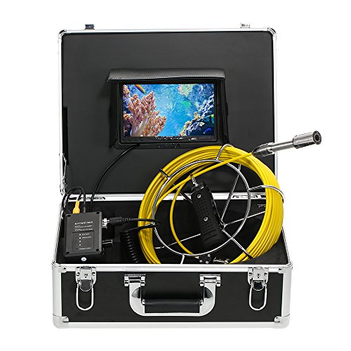 Lixada 20M IP68 Impermeable Endoscopio Industrial