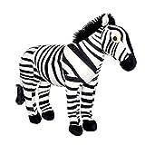 Pianeta Selvaggio Zebra della Peluche