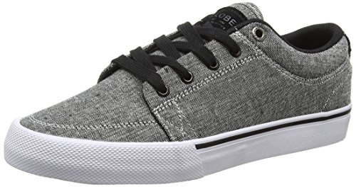Globe Gs, Chaussures de skateboard homme Gris - Grau (grey chambray)