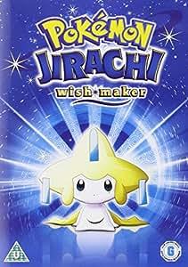 Pokemon Jirachi Wish Maker [DVD]