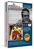 Spanisch (Südamerika)-Fachwortschatz-Vokabeltrainer mit Langzeitgedächtnis-Lernmethode von Sprachenlernen24: 2100 Vokabeln+Redewendungen. PC CDROM + MP3-Audio-CD für Windows 10,8,7,XP/Linux/Mac OS X