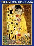 Kiss by Klimt - 1000 Piece Jigsaw - The Kiss by Gustav Klimt, 1907 by Anness Publishing Ltd