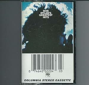 Bob Dylan [Musikkassette]