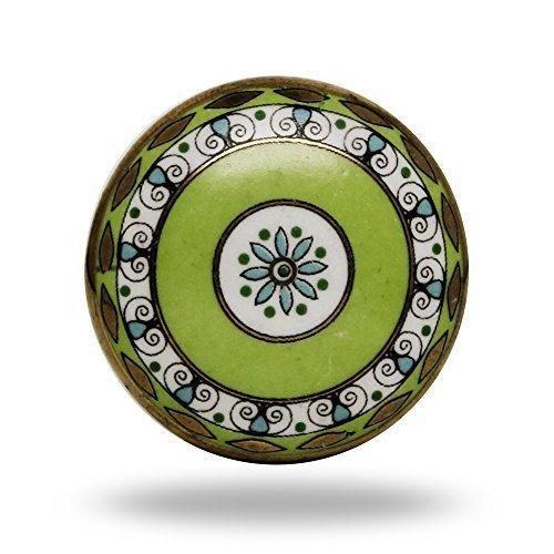 Keramik-isolator (Keramik Schrankknauf)